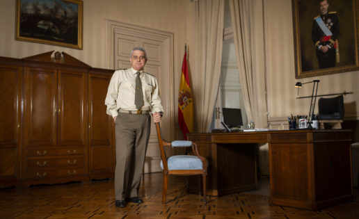 Entrevista al JEME (I): «En el Ejército tenemos un problema grave todavía tras diez años de crisis absoluta»