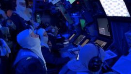 Operación de la Armada en el Índico tras un ataque con lanzagranadas a un pesquero vasco