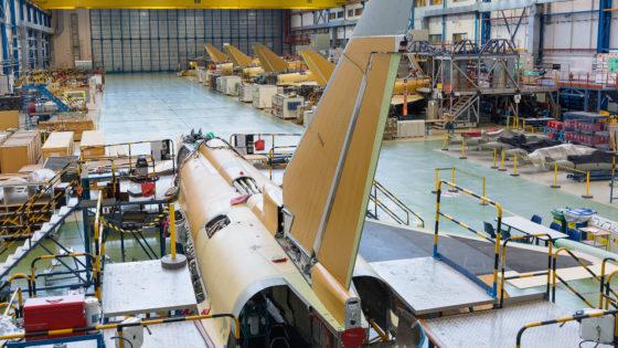 Airbus entregará sus dos últimos Eurofighter al Ejército del Aire en mayo y julio