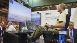 Tecnología militar para ser «relevantes» y «eficaces»