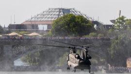 Difas 2019: Sevilla se vuelca con las Fuerzas Armadas