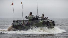 Fotogalería «Baltops 19»: la Infantería de Marina «toma» dos playas de Letonia