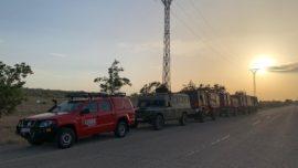 El Ejército acude a Cataluña para ayudar a sofocar el incendio de Tarragona