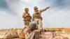 Condecoran a tres militares por una acción «con uso de la fuerza» en Irak
