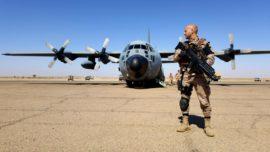 Ejército del Aire: vuelos a ras de África junto al aliado francés