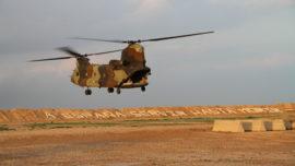 Irak: 2.500 horas de vuelo de los «toros negros» del Ejército
