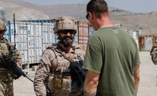 Misión en Afganistán: «Desde aquí contribuimos a defender nuestra patria»