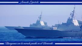 La Armada ya piensa en las fragatas F-120: quince «tecnologías críticas» para su fase conceptual
