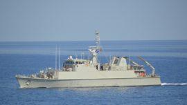 Un cazaminas de la Armada Española se integra en el grupo naval de la OTAN
