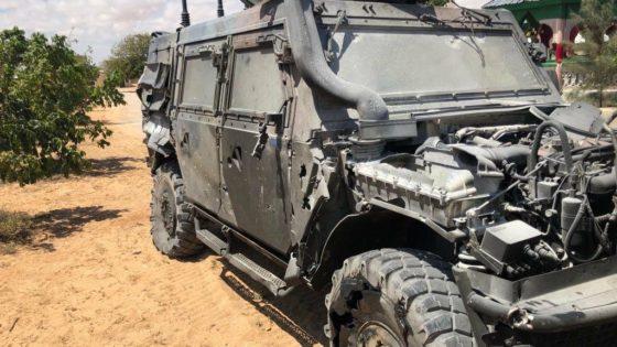 Vídeo: ataque al convoy de la misión de la UE en Somalia
