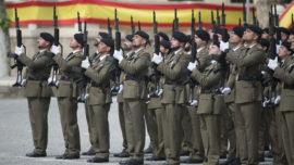 Cataluña: el Ejército refuerza con retenes las instalaciones militares secundarias