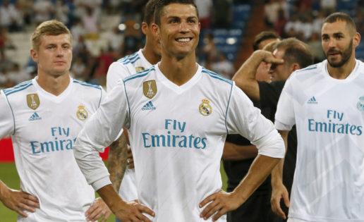 """El vestuario del Madrid contesta a Cristiano: """"Podría haber dicho estas cosas cuando todos  jugábamos para él"""""""