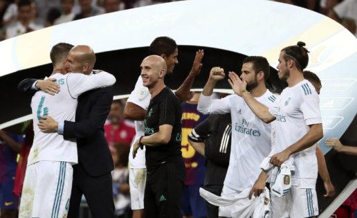 Así, así, así gana el Madrid, con dos héroes enfermos que debían estar en cama