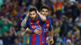 El arbitraje, con el VAR, sigue beneficiando al mismo: el Barcelona. Ese gol se habría anulado si el portero fuera Ter Stegen