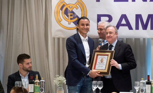 Zidane piensa alinear a Keylor en el partido de su probable adiós