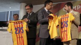 El Barcelona retirará las insignias a Franco. ¿Devolverá la deuda que Franco le salvó?