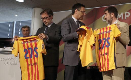 El Barcelona no admite la Justicia: debió quedarse con nueve, Messi dio vergüenza y protesta
