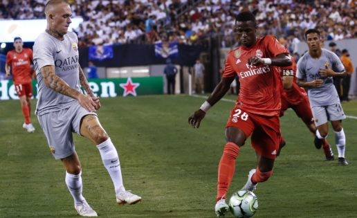 Vinicius jugará en el Real Madrid y en el Castilla, debe competir cada semana