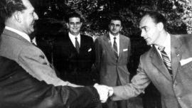 Cinco años del adiós de Di Stéfano, el hombre que transformó, junto a Bernabéu, la importancia del fútbol mundial