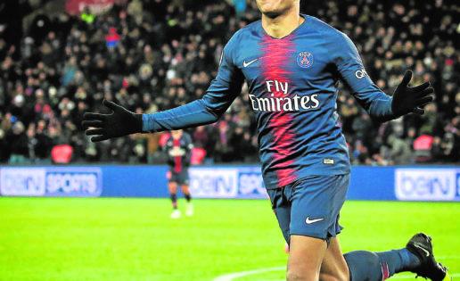 Mbappé, harto, quiere marcharse del PSG y su única meta es el Real Madrid