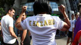 El secreto de Hazard: vivir en la niñez a tres metros de un campo de fútbol