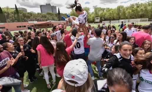 La aventura del Real Madrid femenino, el último desafío de la marca Real Madrid