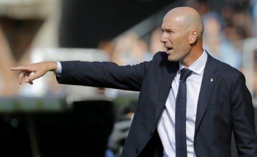 Zidane, hay que hacer el cambio de jugadores ya y no contentar a los veteranos