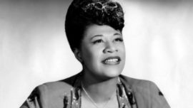 Ella Fitzgerald, la dama del Jazz