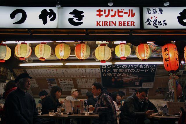 En Japón, donde se cuida todo hasta el más mínimo detalle, se puede comer en cualquier restaurante sin temor a equivocarse.