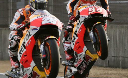 Márquez pone las cosas en su sitio: su único reto es superar los títulos de Rossi