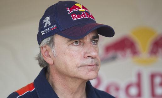 Carlos Sainz, premio Pata Negra al mejor piloto de coches español de la historia