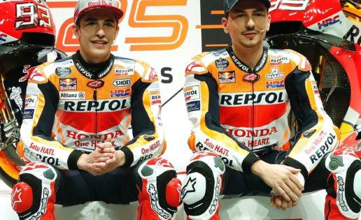 Jorge Lorenzo da un salto adelante al cambiar de asiento y poner uno de Honda