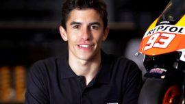 Márquez, el rey del motociclismo en el circuito que Nieto catalogó como rey