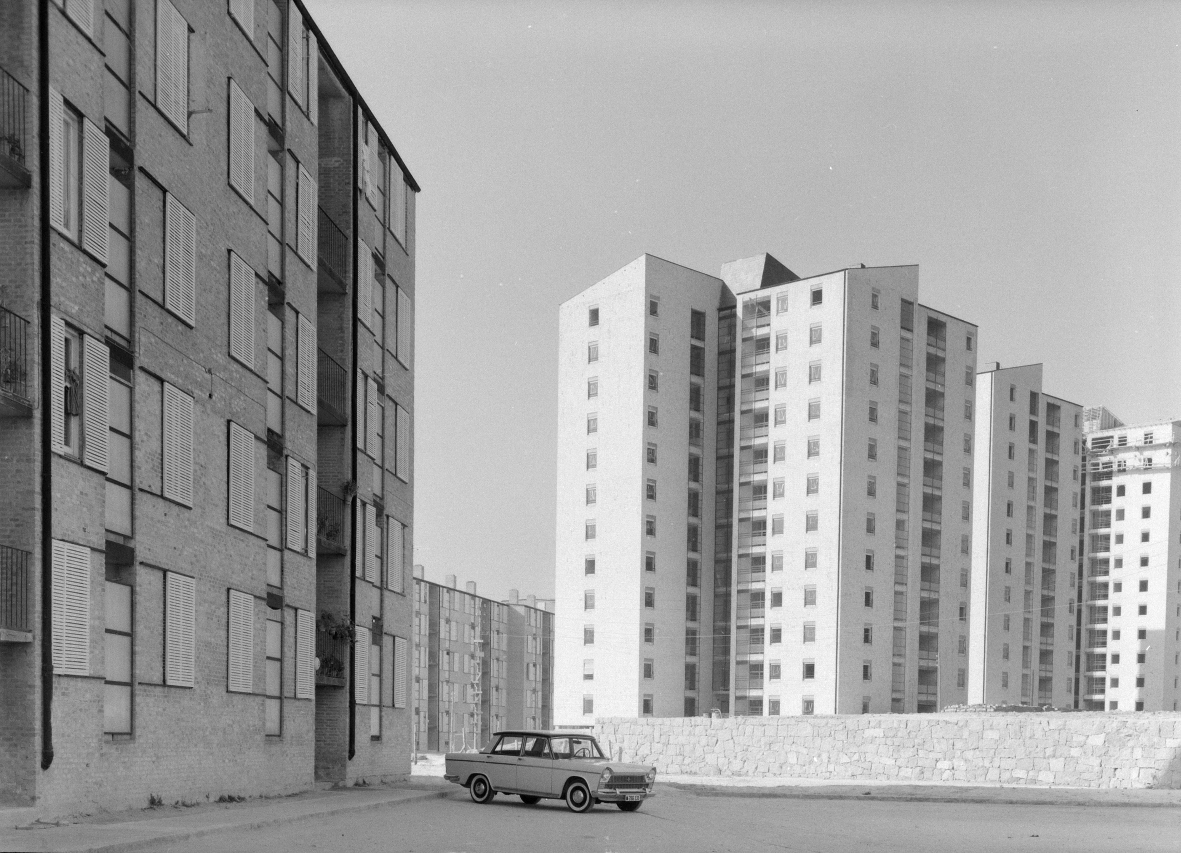 Fotograf a y arquitectura moderna en espa a entrevista a - Fotografia arquitectura ...