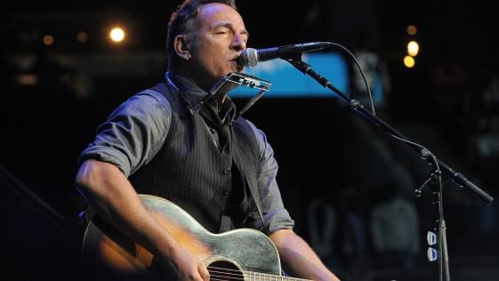 Bruce Springsteen y su versión de «Sólo le pido a Dios»