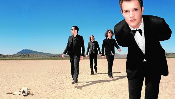 The Killers y lo mejor que saben hacer: un disco de grandes éxitos