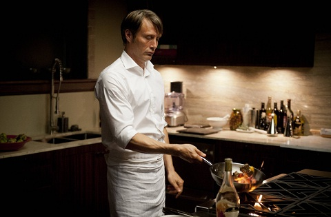 Hannibal, menú gourmet
