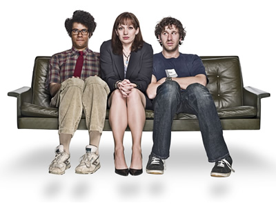 «The IT Crowd»: la gran despedida