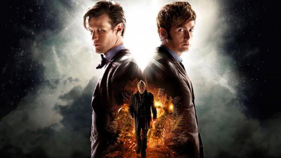 Trailer del 50 aniversario de «Doctor Who»