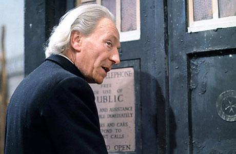 «Doctor Who»: El primer Doctor #SemanaWhovian