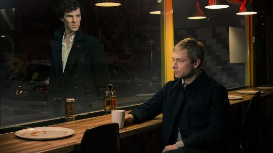 «Sherlock»: Partida y regreso