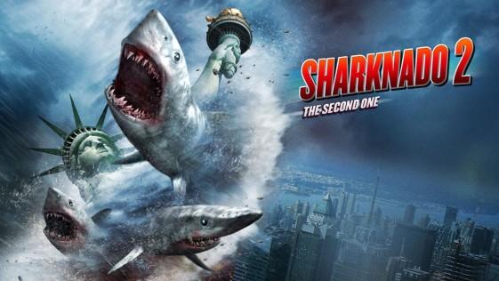 Sharknado 2, una bisutería valiosa