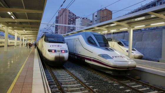 La realidad del AVE de Madrid a Alicante