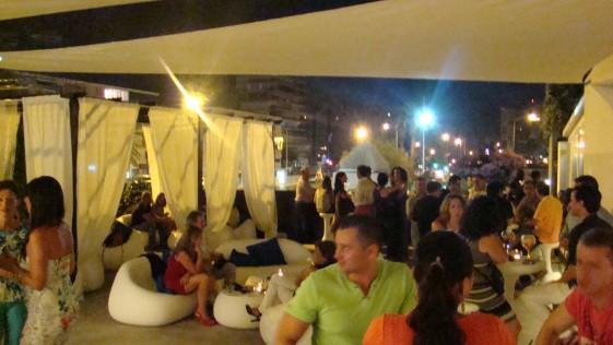 Alicante, del terraceo al «chill out»