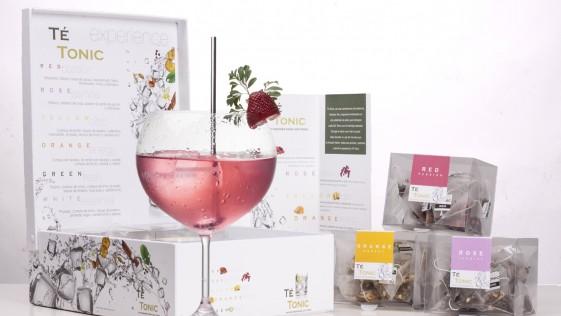 Ginebra con té; el arte del 'té-tonic'