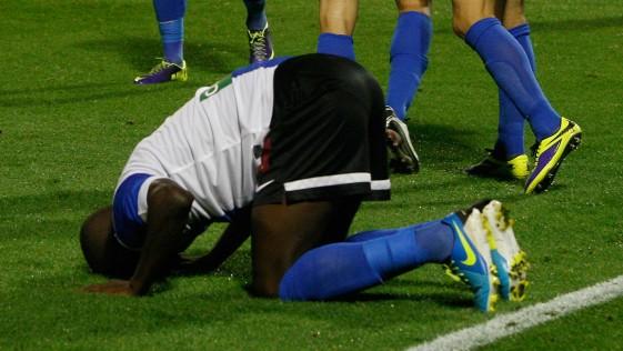 Sissoko consigue algo más que un gol de leyenda