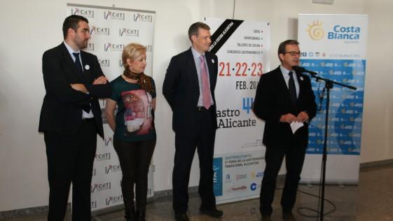 Gastro Alicante 2015: ¡Vamos a promocionarnos!