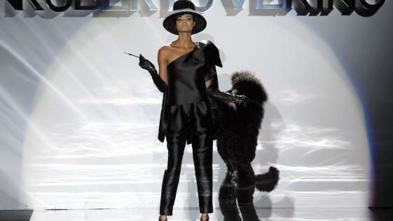 El Verino más terrenal en la Mercedes Fashion Week