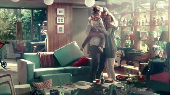 'Ser padres'. El tierno spot de Coca-cola Life