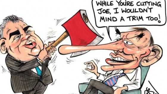 Australia compra austeridad